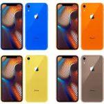 iPhoneXRの発売日!予約は10月19日開始で発売は10月26日で正式発表